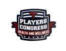 Players Congress Health and Wellness black and red Trustmark badge | New Coastal
