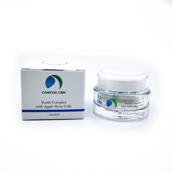 CBD Youth Comples with Apple Stem Cells | newcoastal.shop