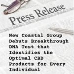 Press Release: New Coastal Group Debuts Breakthrough DNA Test that Identifies the Optimal CBD Products for Every Individual