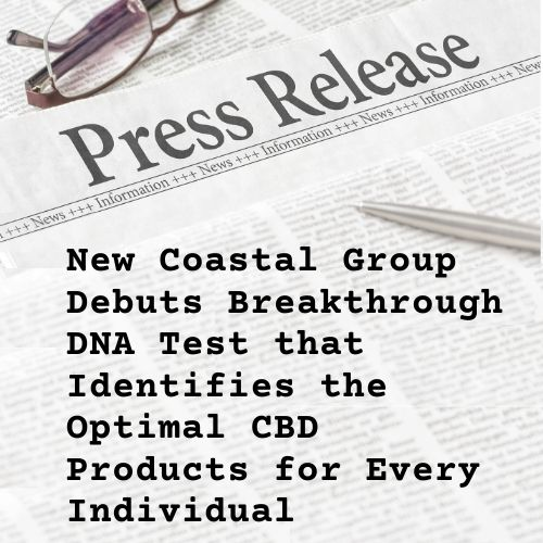 Press release illustration for DNA Test | New Coastal