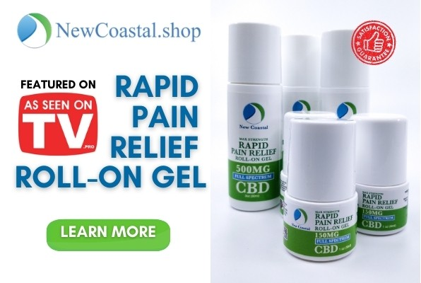 As Seen on TV Pain Roll on